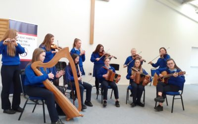 Success for Loreto College Trad Group